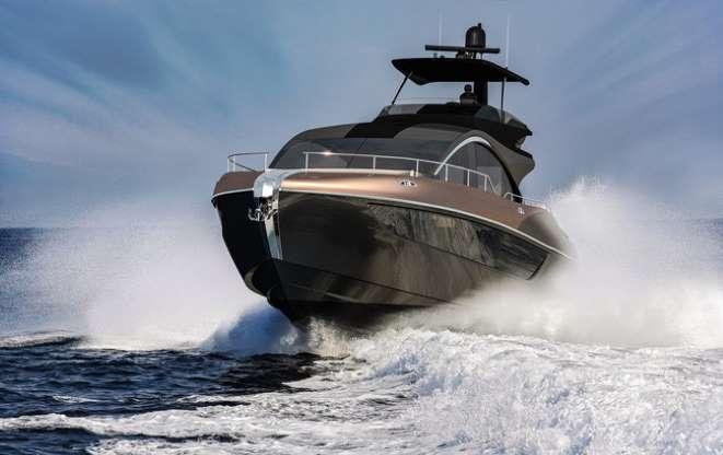 Du thuyền xa xỉ đầu tiên của Lexus giá 3,5 triệu USD